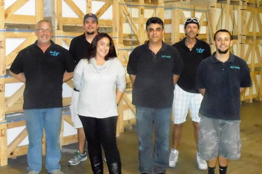 Our team at A&P Trading