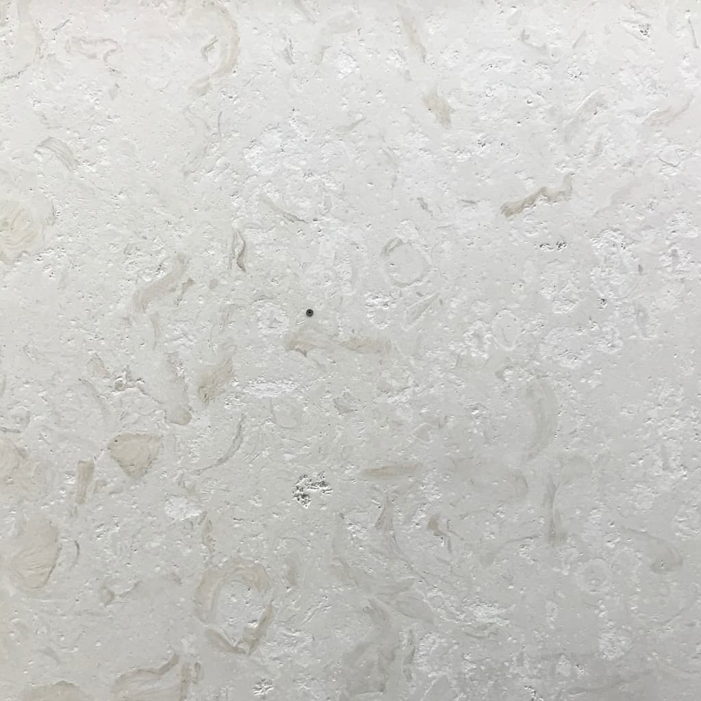 Coral Reef White 48x48 Brushed