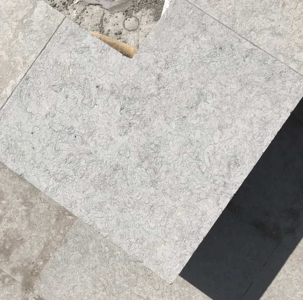 Oyster Grey Pool Coping