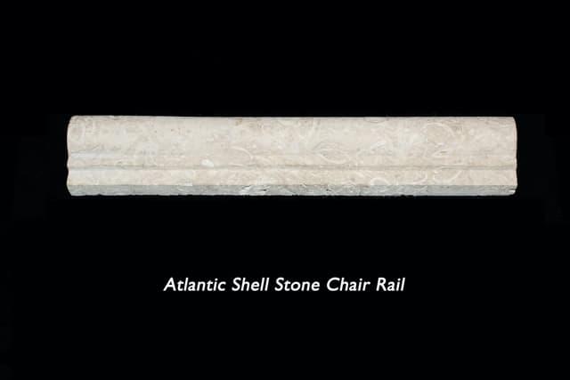 Ass Chair Rail Molding 2x2x12