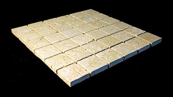 Atlantic Shell Stone, Honed 2x2