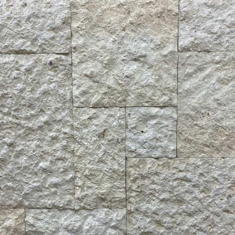 Atlantic Shellstone Large Format Split Face, Rough Face