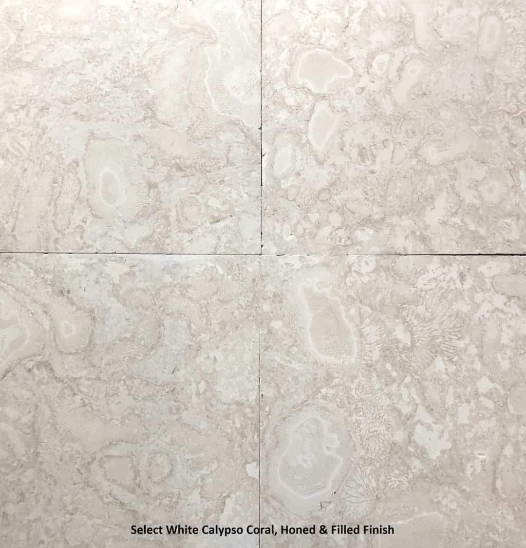 Calypso Coral, Select White H&f, 11 13 2019
