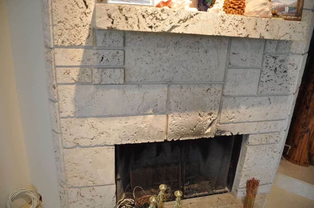Classic Premium Keystone Fireplace