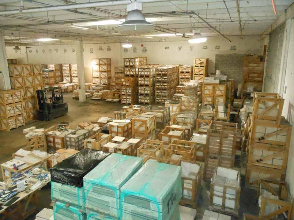 Coral Classics Warehouse